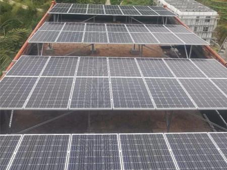 安溪縣上智村49kw屋頂太陽能發電項目