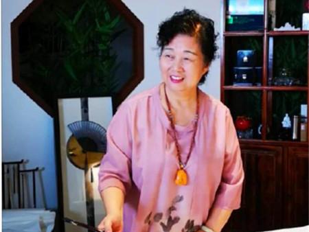 孙春如:天生灵感的女画家