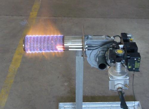 表面燃烧器,普洛斯表面燃烧器,全预混燃烧器,低氮燃烧器