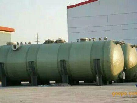 一体化污水泵站比传统泵站好?好在哪里?