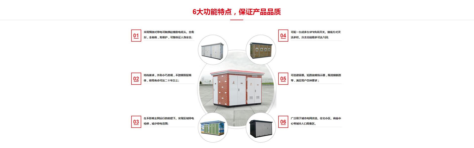 箱式变电站厂家