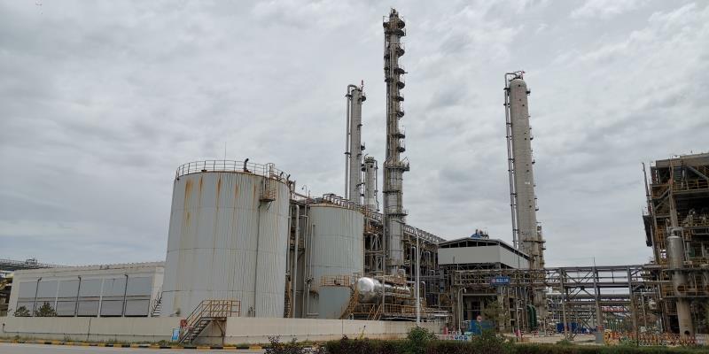 石油、化工污水除油處理工藝