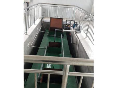 羊曲水电站污水处理站