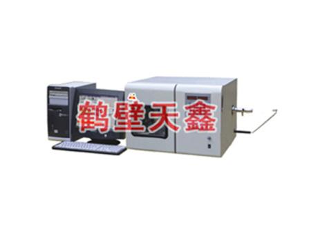 TX-9000微机快速一体定硫仪