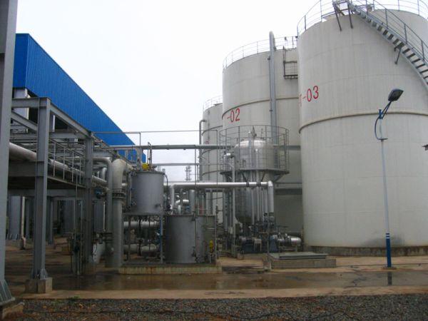 焦化廢水除油處理工藝