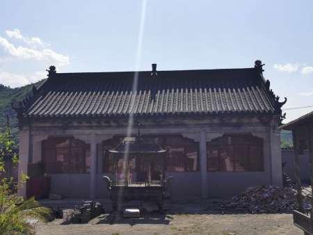 古建筑用瓦实拍