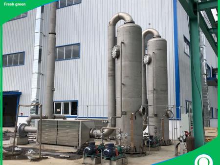 低温柴油吸收吸附系统