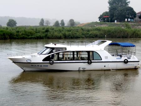 SHG1680商务艇