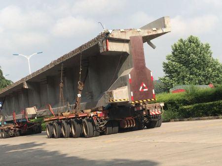 运输混凝土预制梁 运输混凝土预制构件