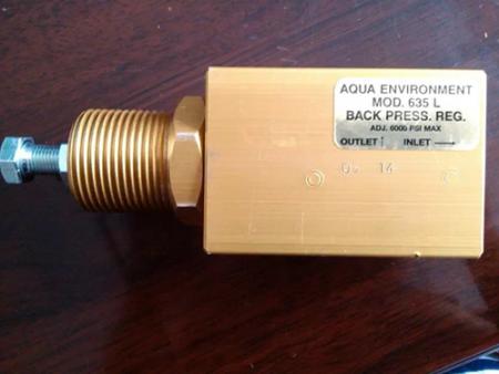 美国AQUA 635L/1709系列大流量背压阀