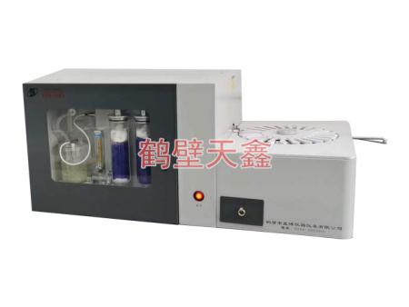 TX-9000B微机多样定硫仪