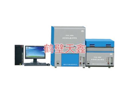 TXGF-6000微机全自动工业分析仪