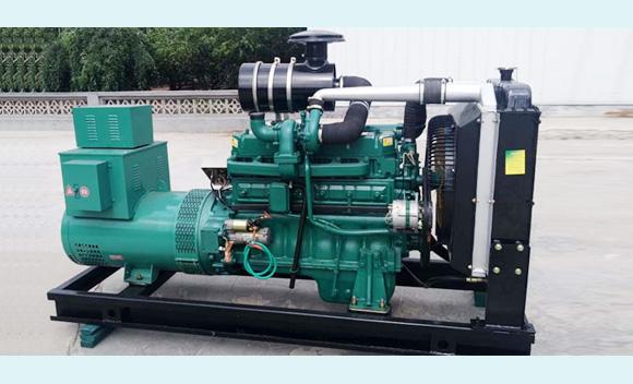 潍坊雷虹动力有限公司生产的120KW发电机组