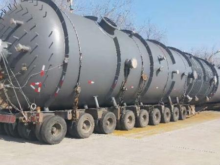 西安百吨设备运输陕西百吨大件运输