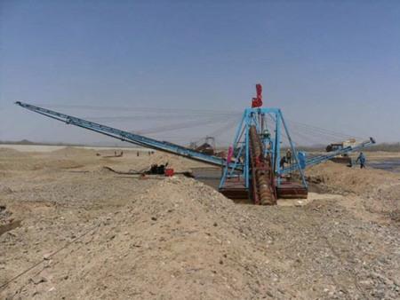 多传送挖沙船