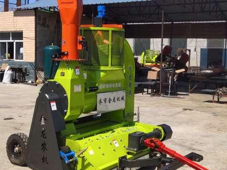 黑龍江秸稈收割機的安裝調試