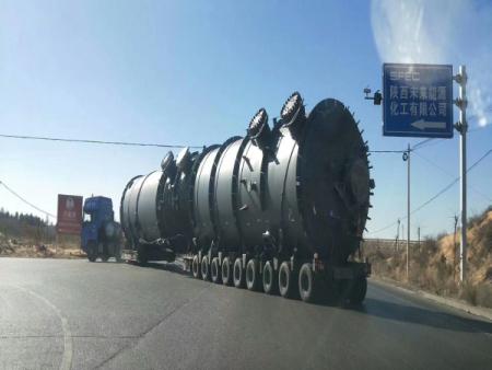 西安工地搬家 陕西设备转场运输