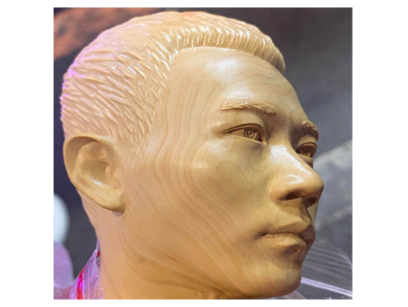 沈阳人物雕塑的表情塑造