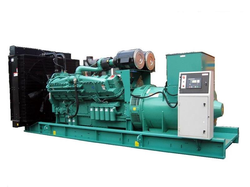 800KW潍柴发电机组