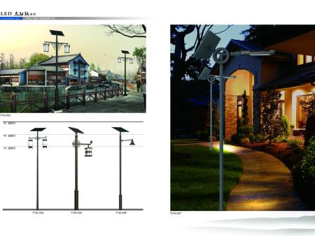 广西柳州太阳能路灯照明厂家