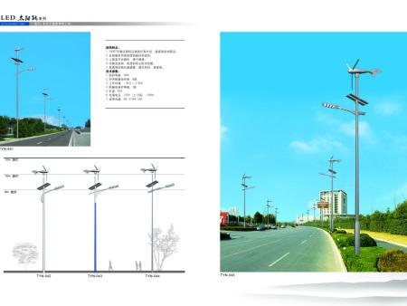 广西钦州路灯太阳能灯厂家