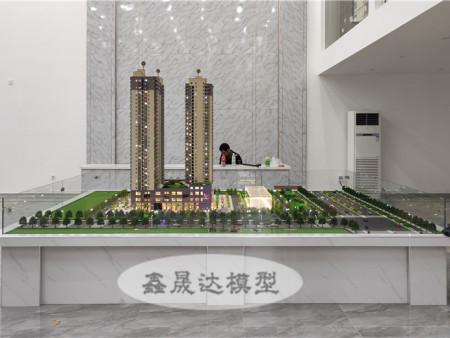 南寧房地產模型作品-萬匯·柏悅臻府