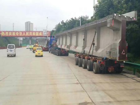 陕西桥梁运输钢构桥梁运输混凝土桥梁运输
