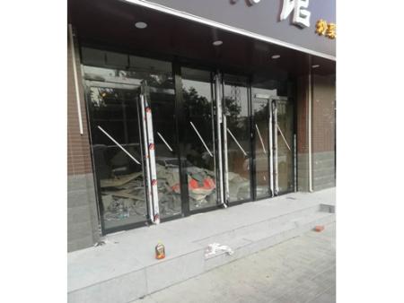 西安玻璃门