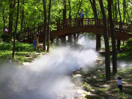人造雾案例