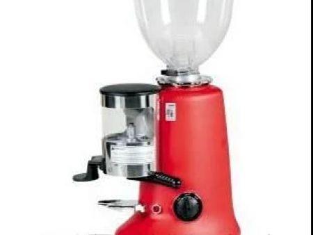 原装锡克玛商用电动磨豆机 专业意式咖啡杯磨豆研磨机HC600包邮红色