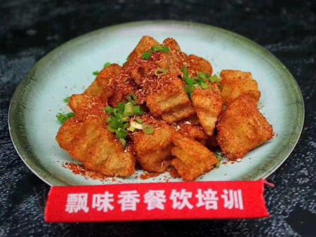 网红锅巴土豆