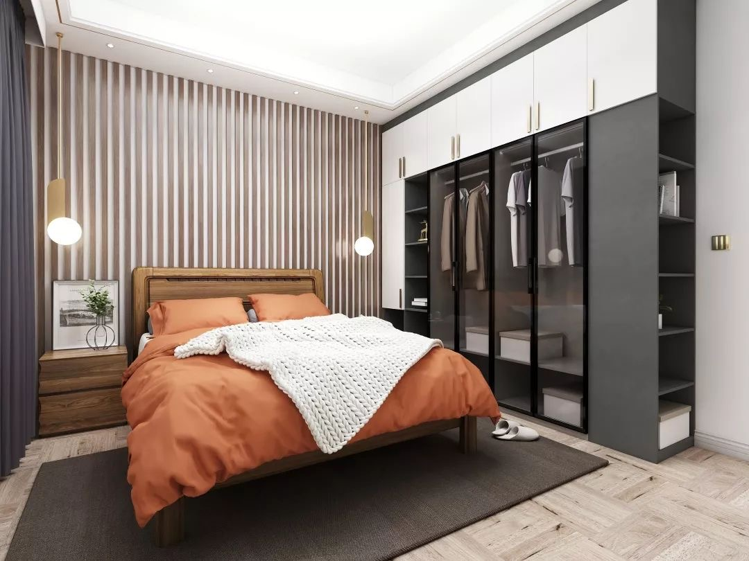 汤阴晨轩全屋定制是定制哪些家具?