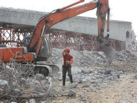 工厂拆除要注意的事项