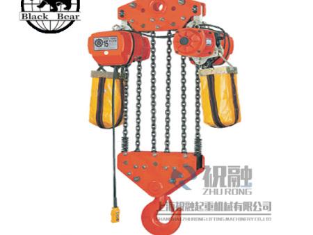 中国台湾黑熊电动葫芦的运行方式可分为哪几种?