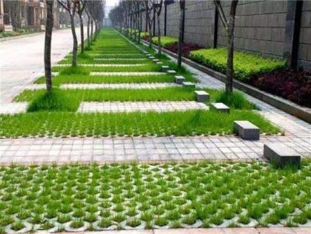 张家口草坪砖