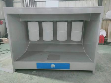 塑粉回收房