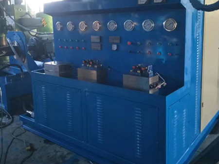 精達動力液壓泵試驗臺走向多樣化 讓用戶用的更放心