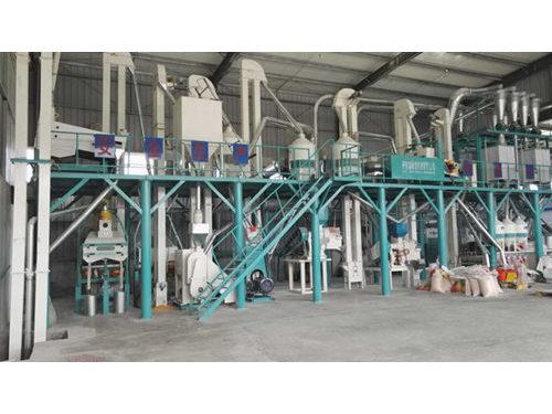 在使用玉米加工機械之前怎麽樣進行安裝調試 。