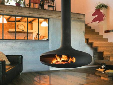 家里安装真火壁炉好还是电壁炉好?