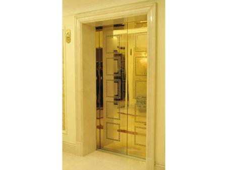 电梯厅门装饰