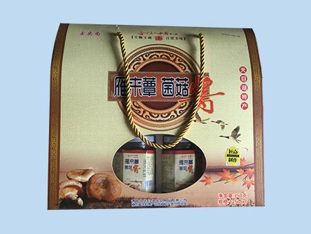 雁来蕈菌菇酱(礼盒)