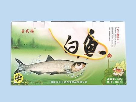 礼盒白鱼干