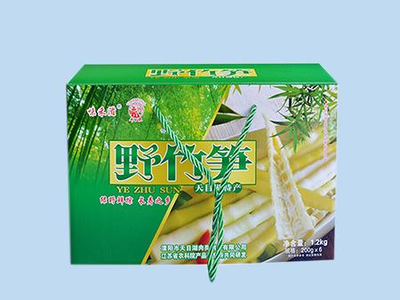 南山野竹笋(礼盒装)