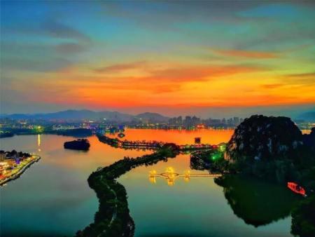 肇庆:依法实施城市规划 营造美好人居环境之二