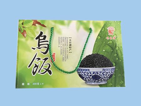 礼盒乌米饭