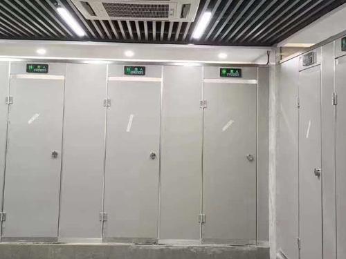 鋁蜂窩衛生間隔斷廠家