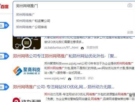 郑州做网站推广运营商