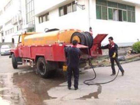 郑州化粪池清理一次多少钱