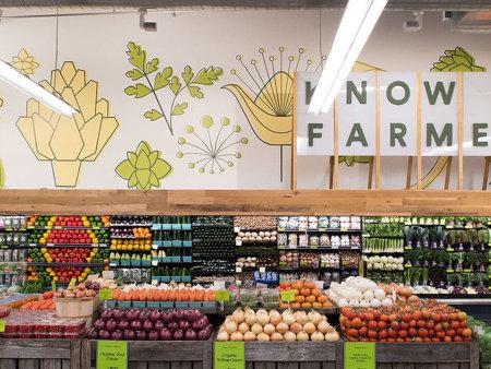 众派思商业设计分享 | 宾夕法尼亚州Whole Foods Market超市设计