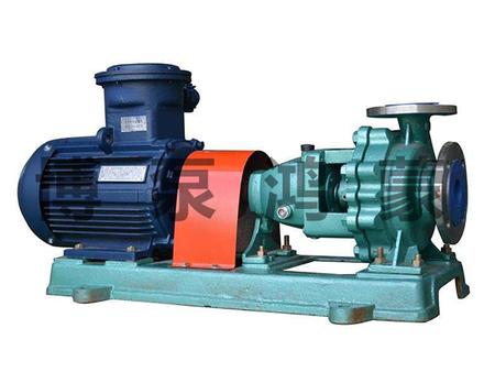 臥式不銹鋼化工泵日常維護保養方法